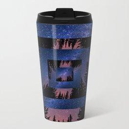 Forest Nights Metal Travel Mug