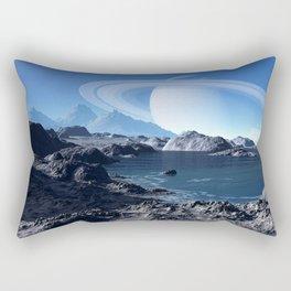 Saturn Rectangular Pillow