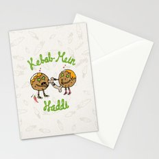 Kebab Mein Haddi Stationery Cards
