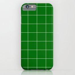 Minimal_LINES_NATURE_HOME_DECORATION iPhone Case