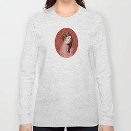 Princess Leia from StarWars Long Sleeve T-shirt