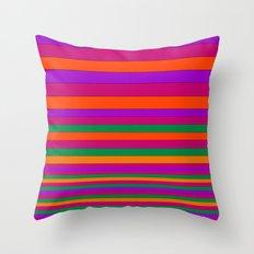 Stripe2 Throw Pillow