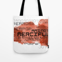 Am I Not Merciful Tote Bag