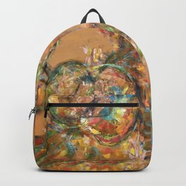 Paradise Apple Backpack
