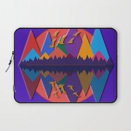 Mountain Scene #8 Laptop Sleeve