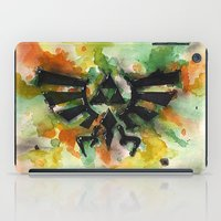 triforce iPad Cases featuring Triforce by Fernanda Frasson