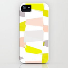 let's have fun! / pattern no.1 iPhone Case