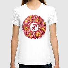 Sagittarius in Petrykivka Style (with artist's signature/date) T-shirt
