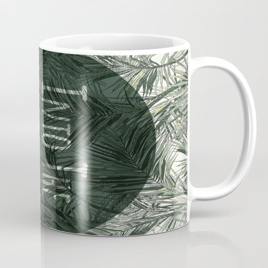 into the wild *palms Coffee Mug