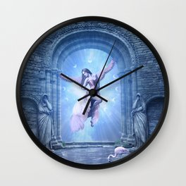 Till the End of Times Wall Clock