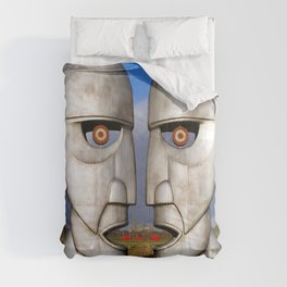 The division bell Comforters