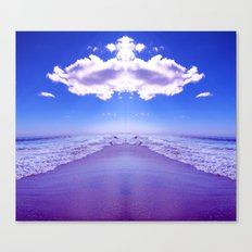 Wash Away the Dust of Life Canvas Print