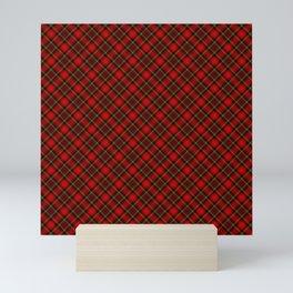 Scottish Fabric Mini Art Print
