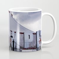 moscow Mugs featuring Moscow Circus by Jonathan May