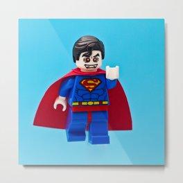 Superman's Guilty Secret Metal Print