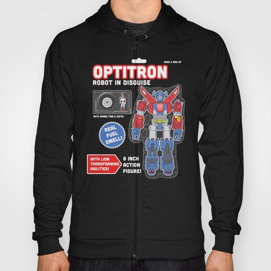 Optitron: Robot in Disguise Hoody