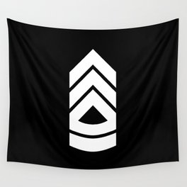 Sergeant first class Wall Tapestry