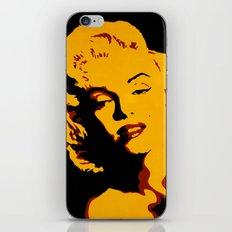 Monroe #1 iPhone & iPod Skin