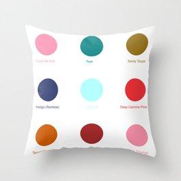 Itraconazole Throw Pillow