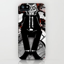 """""""A Letter to a Rose from Asteroid B-612"""" iPhone Case"""
