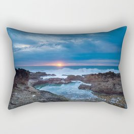 Sunset Escape Rectangular Pillow