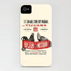 Cockfight! iPhone (4, 4s) Slim Case