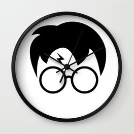 Harry P minimal Wall Clock