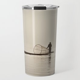 Inle Lake Myanmar Travel Mug