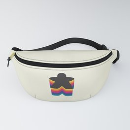 Meeple Color Stack Fanny Pack