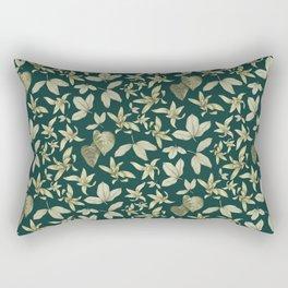just a few leaves Rectangular Pillow