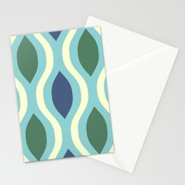 Pretty Ogee Pattern 361 Stationery Cards