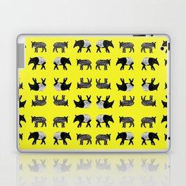 Dance of the Tapirs Laptop & iPad Skin
