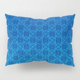 D20 Celestial Crit Pattern Premium Pillow Sham