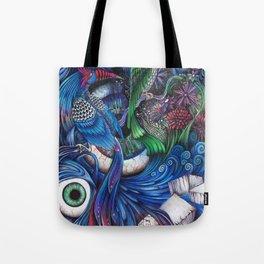 oeilnature Tote Bag