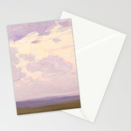 Summer Clouds by James Edward Hervey MacDonald Stationery Cards