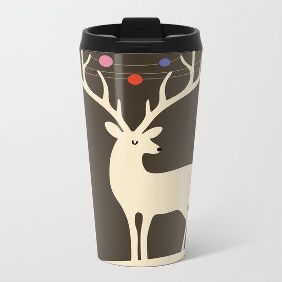 My Deer Universe Metal Travel Mug