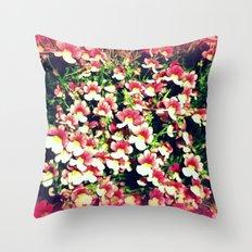 minis Throw Pillow
