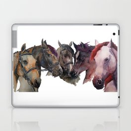 Horses #4 Laptop & iPad Skin