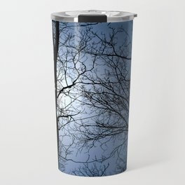 Winter Trees Travel Mug