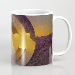 CIRCULAR LANDSCAPE Coffee Mug