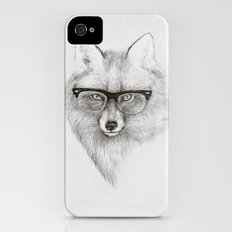 Fox Specs iPhone (4, 4s) Slim Case