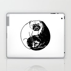 The Tao of English Bulldog Laptop & iPad Skin