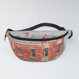 First Snow Fanny Pack