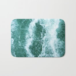 Restless Ocean Bath Mat
