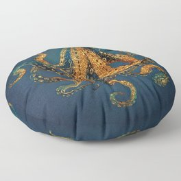 Underwater Dream IV Floor Pillow