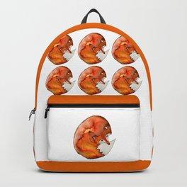 Fox behind the ear Backpack