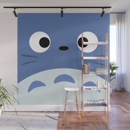 Blue Troll Wall Mural
