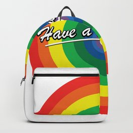 Have a Lovely Day! Backpack