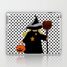 My Little Witch, Halloween Costume Laptop & iPad Skin