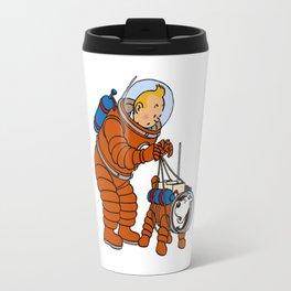 tintin Travel Mug